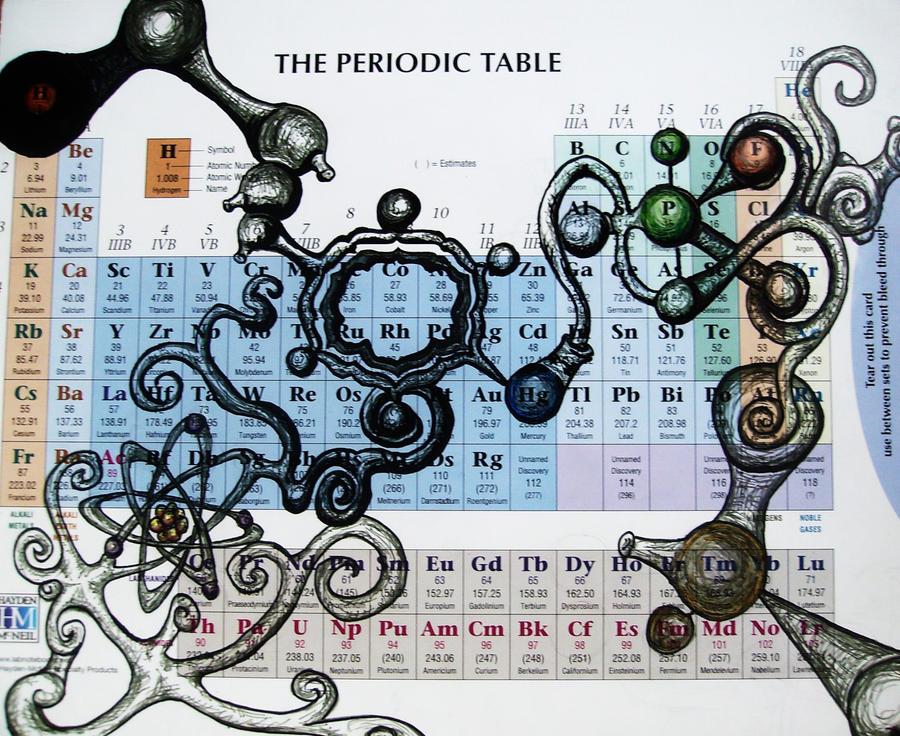CHEMISTRY by reptileweirdo90