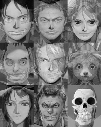 Throughout the One Piece series, several pirates seem to be based upon real life pirates. Some of which are quite obvious Like Blackbeard & Whitebeard. These names combined would be the real n.