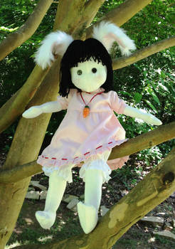 Tewi Inaba Doll