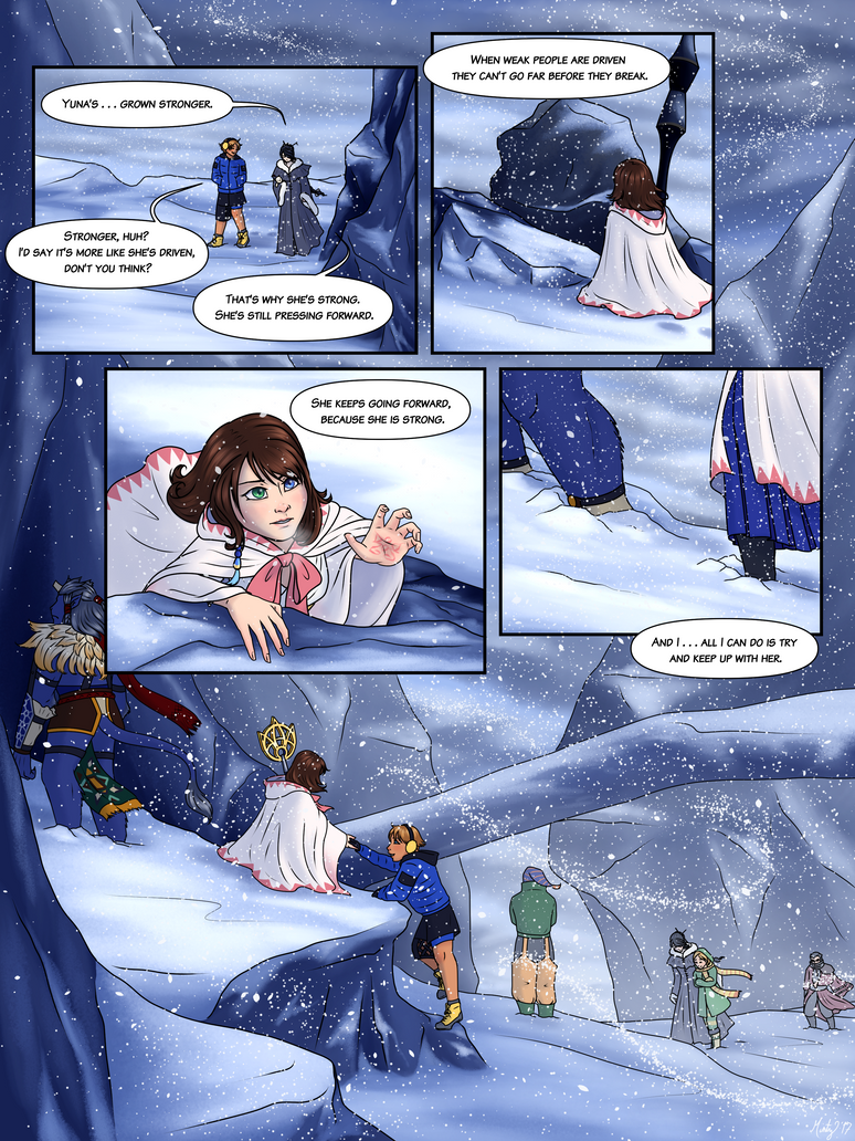 Guardian: Page 169 by DippyWerewolf