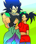broly and kale