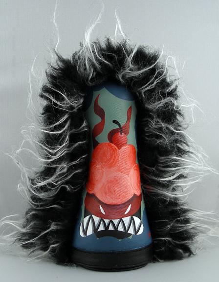 ninja cupcake circus punk by Lou-Pimentel