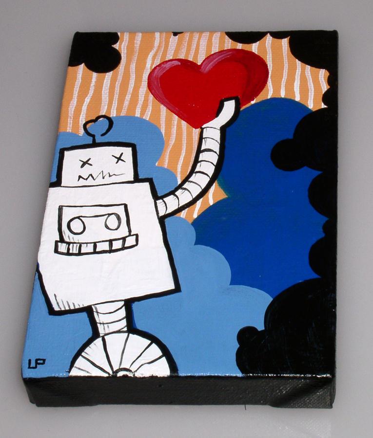 Computer Love by Lou-Pimentel