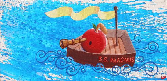 S.S. Magnus by Lou-Pimentel