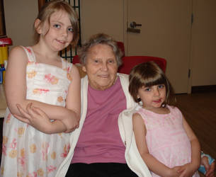 Girls and Gram by heyfunny
