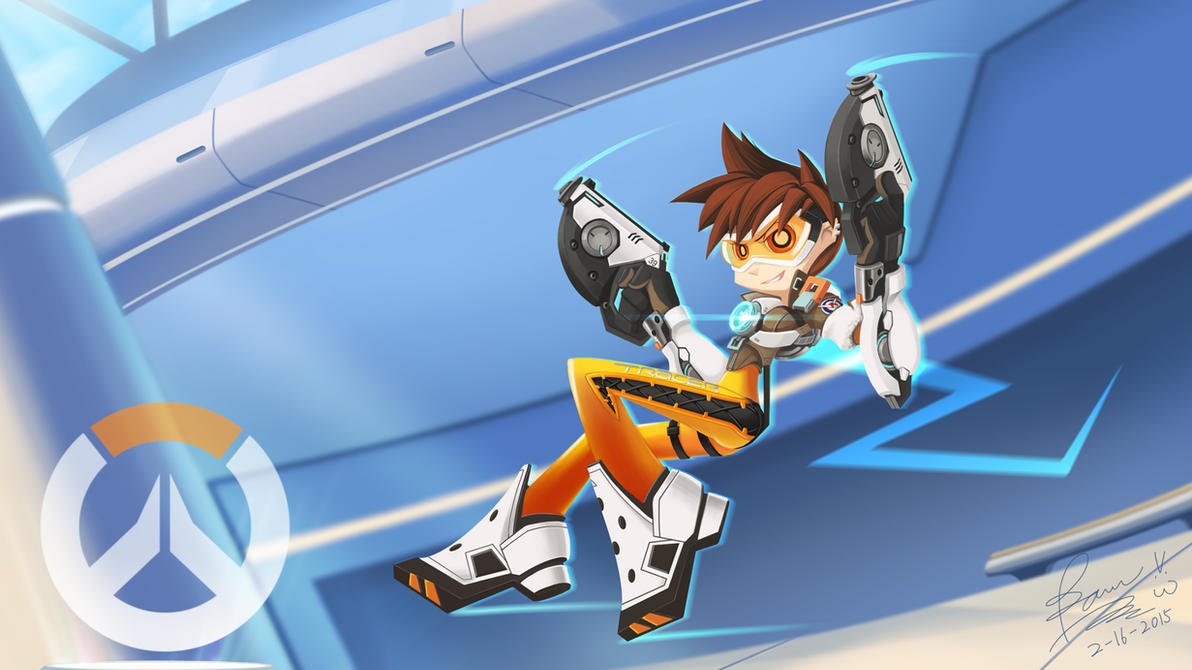 Tracer PSG style by bannouneko