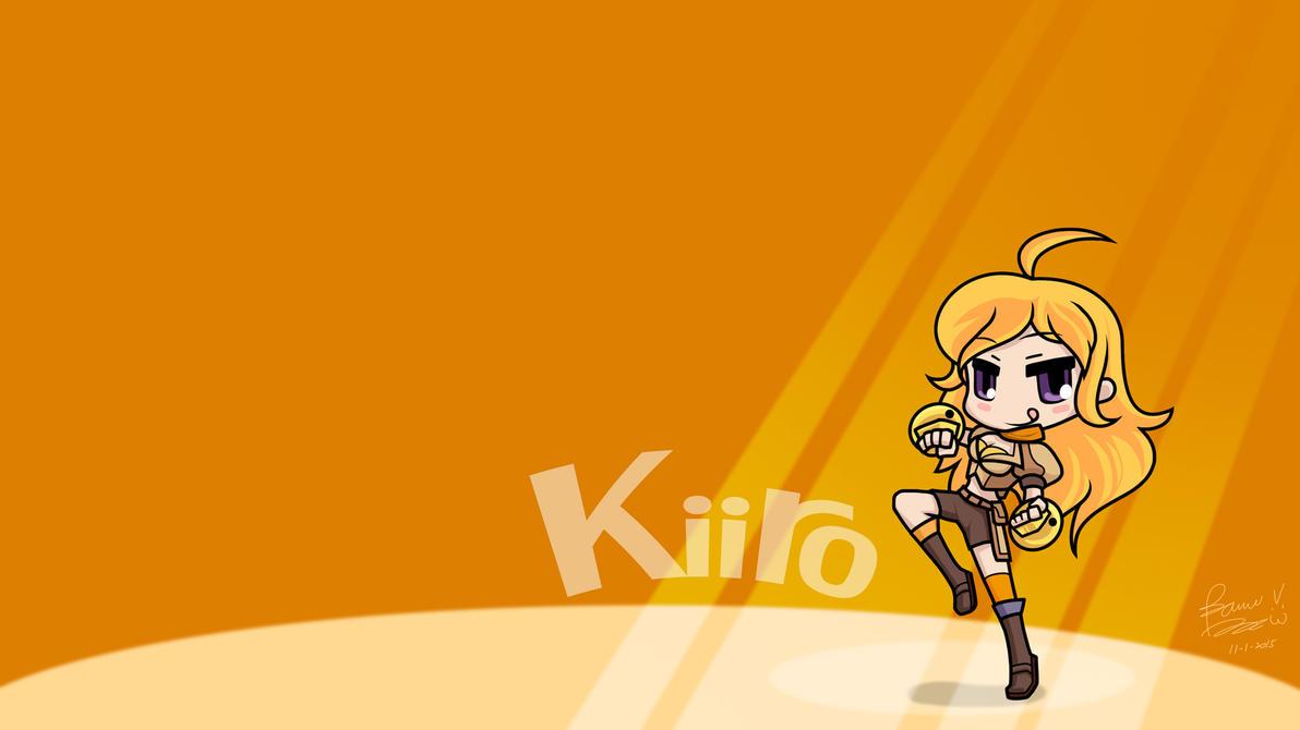 Chibi Kiiro by bannouneko