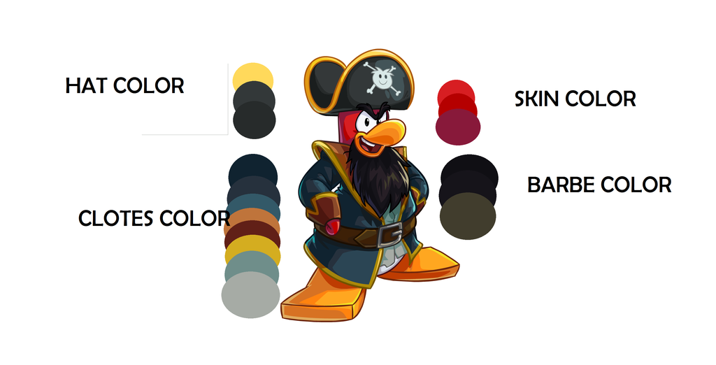 Rockhopper Color by guilhermetra