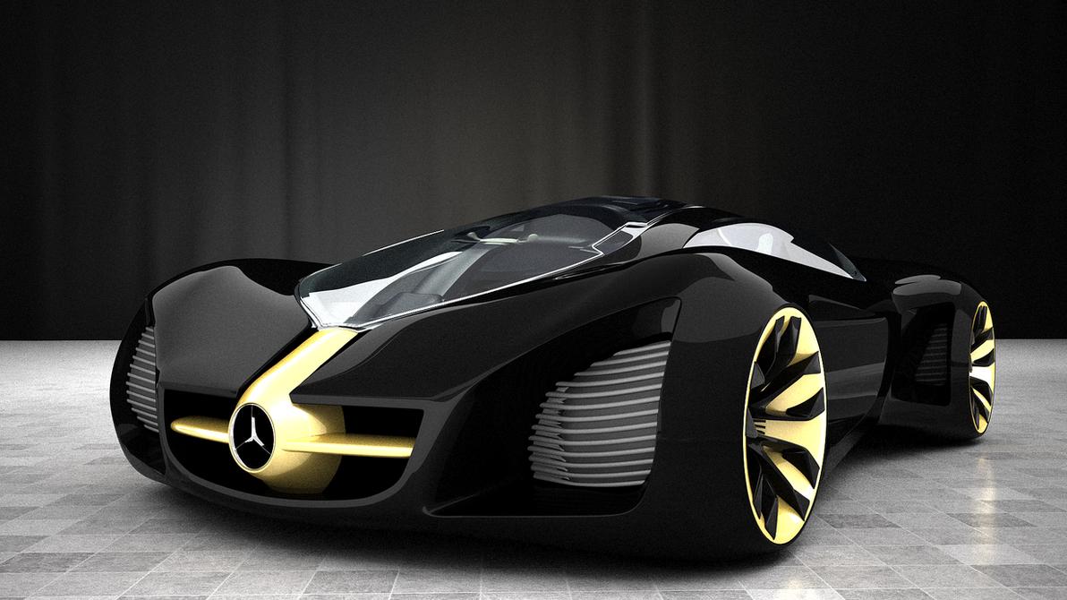 Bioma Mercedes Benz Biome Concept Greece