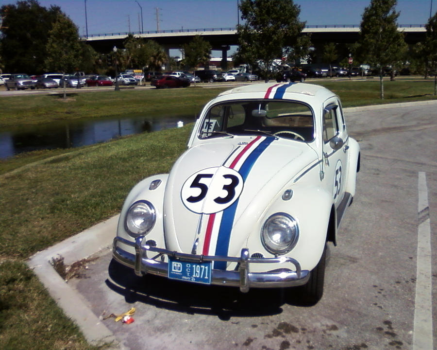 herbie car by autobotchari