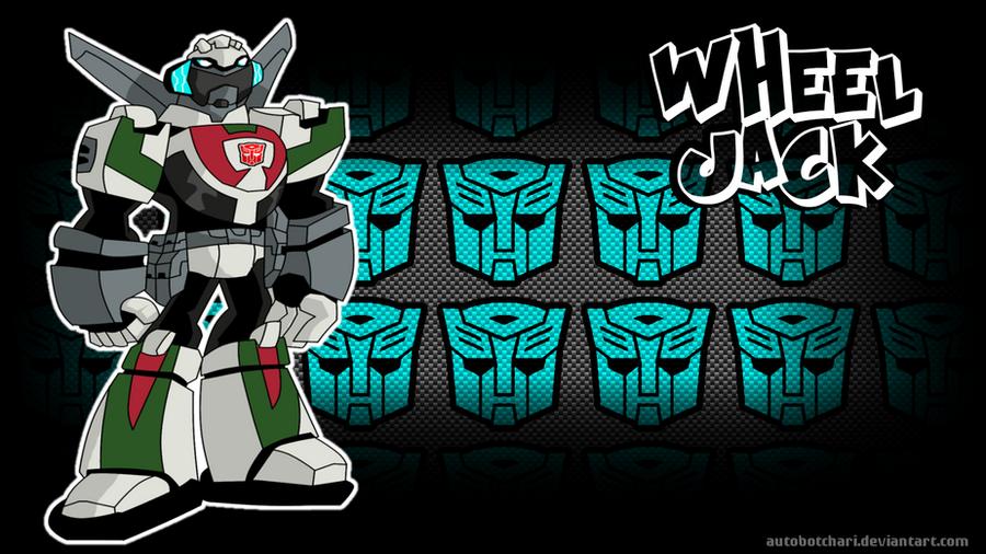 TFA Wheeljack by autobotchari