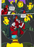 The Universal Greeting: pg 7 by autobotchari