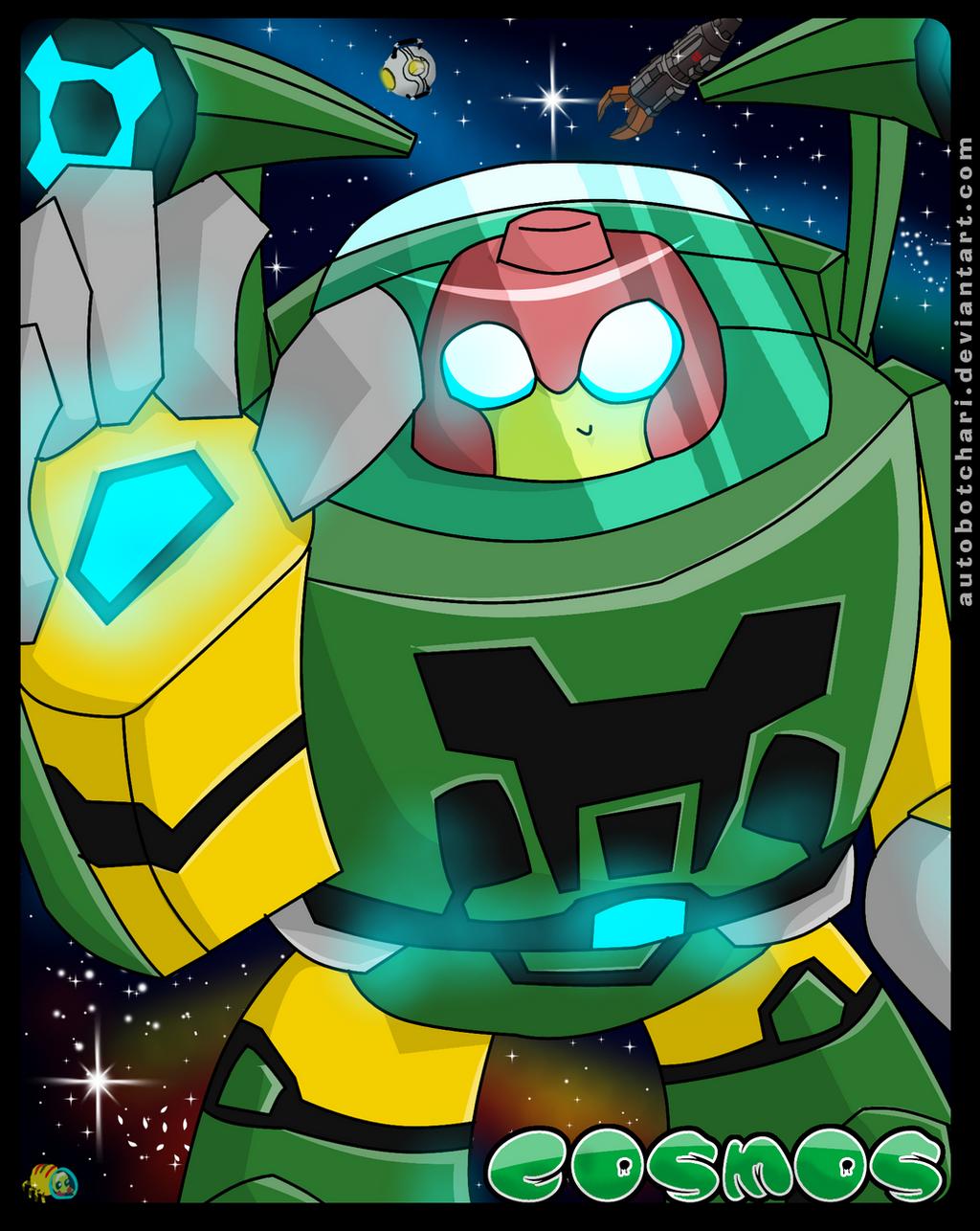 TFA Cosmos by autobotchari