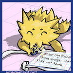 Pokemon Shaming Joltik