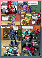 The Universal Greeting: Page 18 by autobotchari