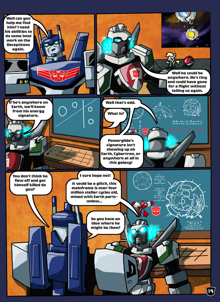 The universal greeting page 19 by autobotchari on deviantart the universal greeting page 19 by autobotchari m4hsunfo