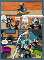 The Universal Greeting: Page 20 by autobotchari