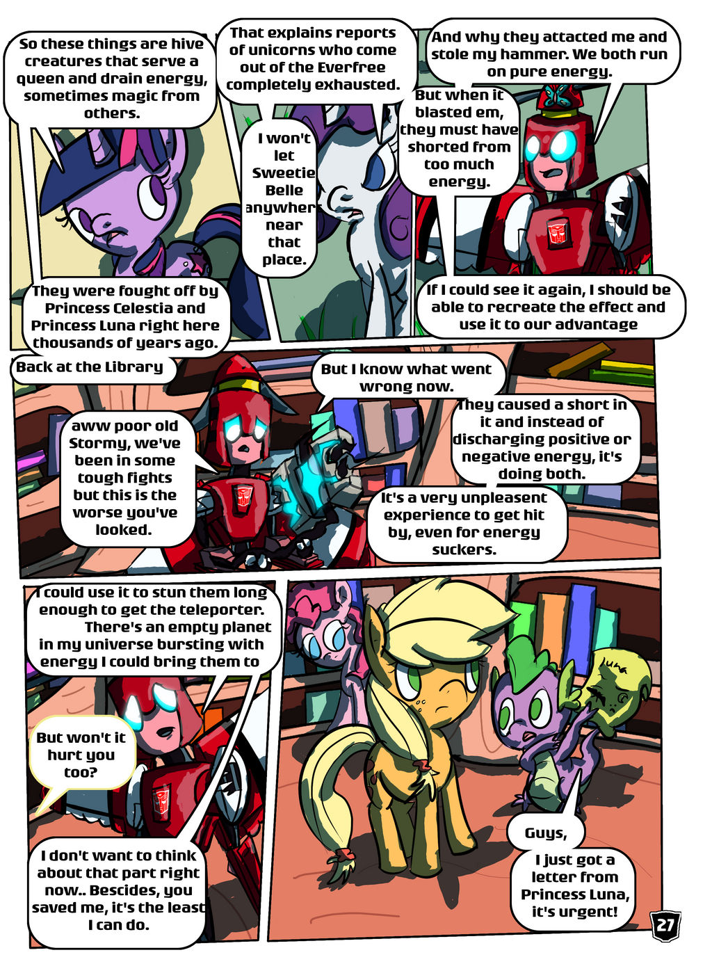 The Universal Greeting: Page 27