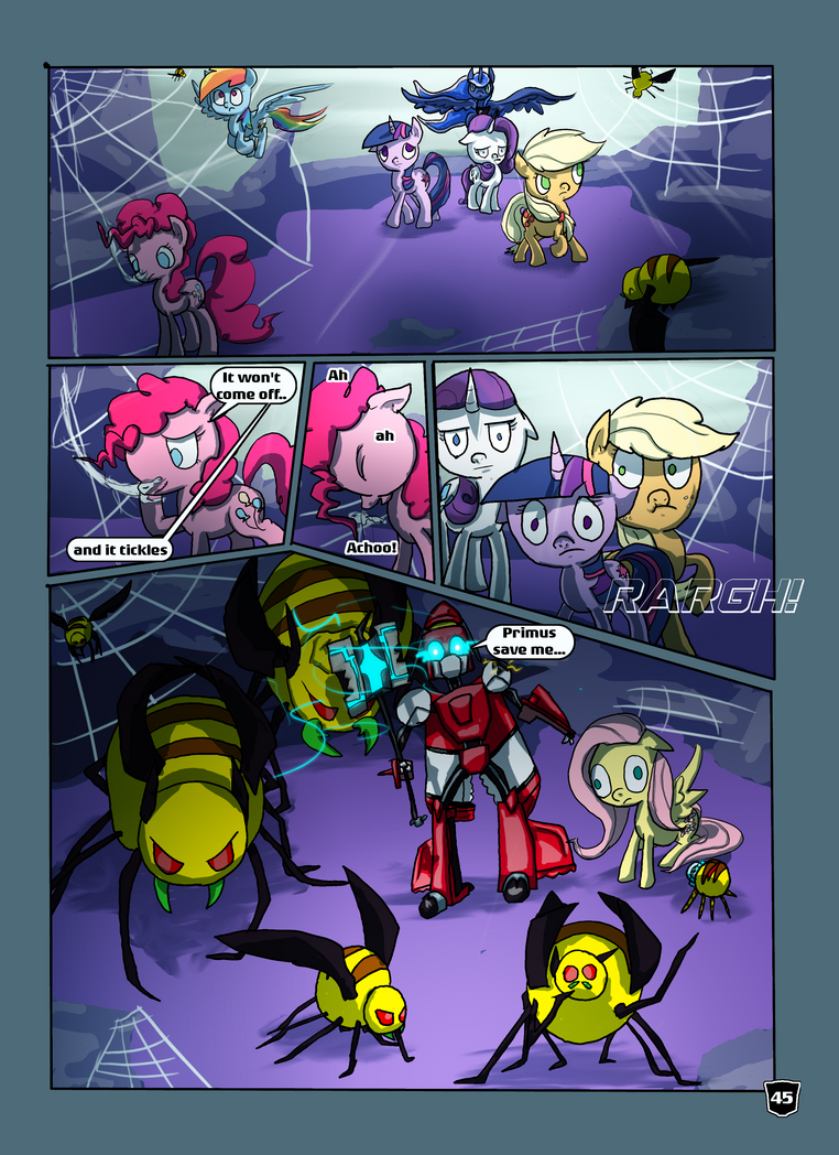 The Universal Greeting Page 45 By Autobotchari On Deviantart