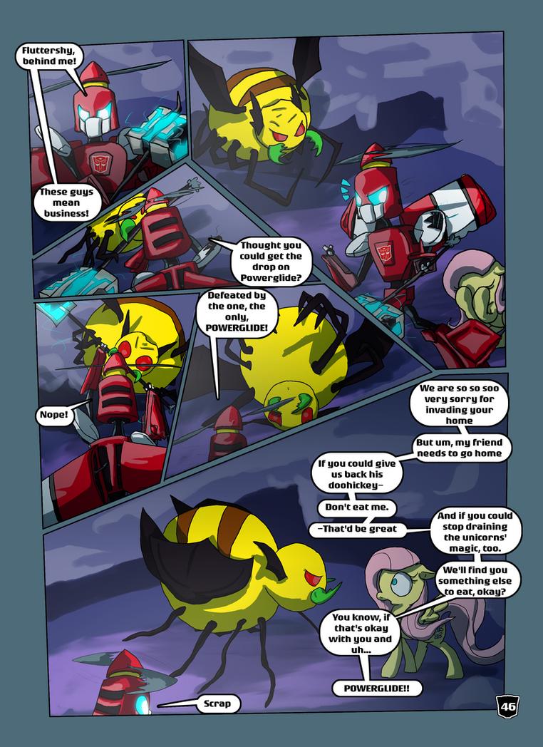 The Universal Greeting Page 46 By Autobotchari On Deviantart
