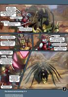 The Universal Greeting: 2-2 by autobotchari