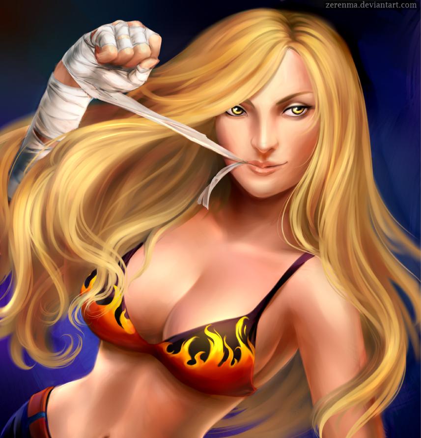 Dragon Heart by Zerenma