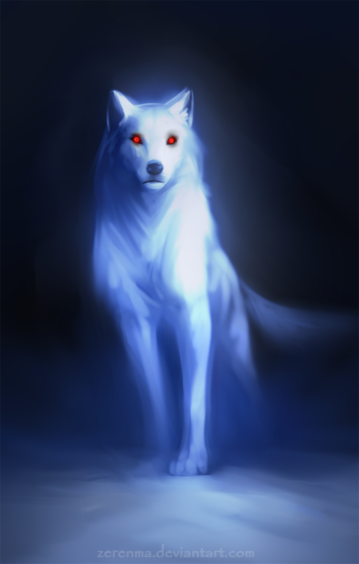 Ghost by Zerenma