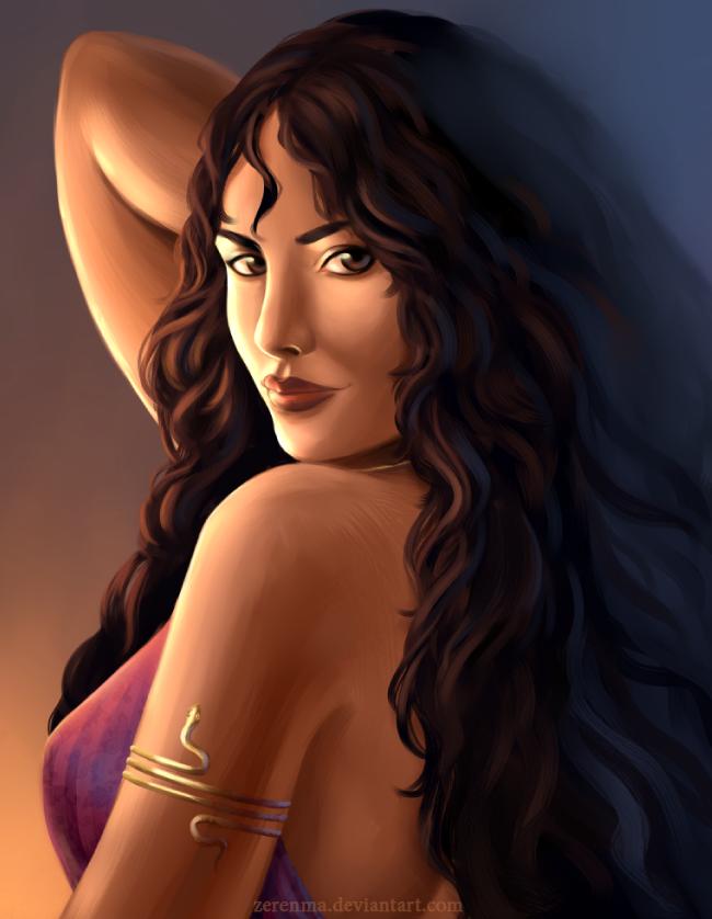 Arianne Martell by Zerenma