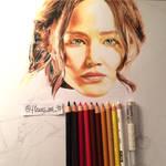 Katniss Everdeen ( Jennifer Lawrence )