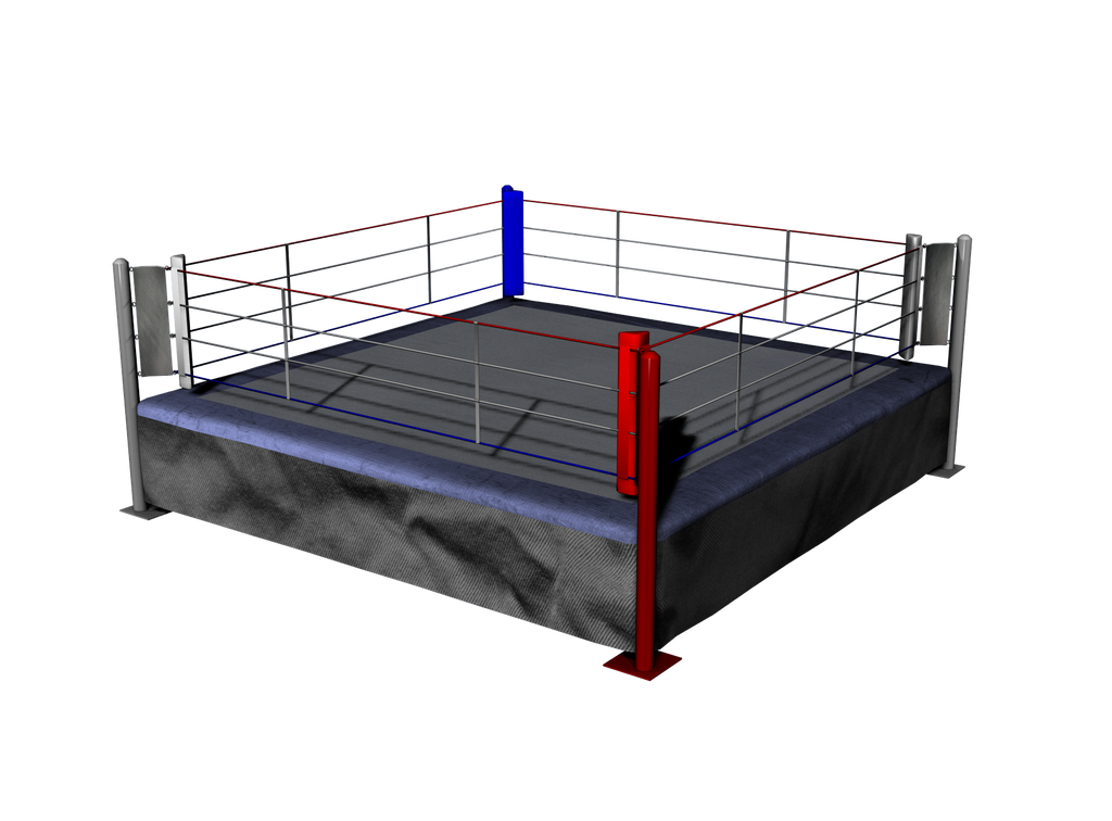 Boxing Ring in DAZ Studio by sedartonfokcaj on DeviantArt