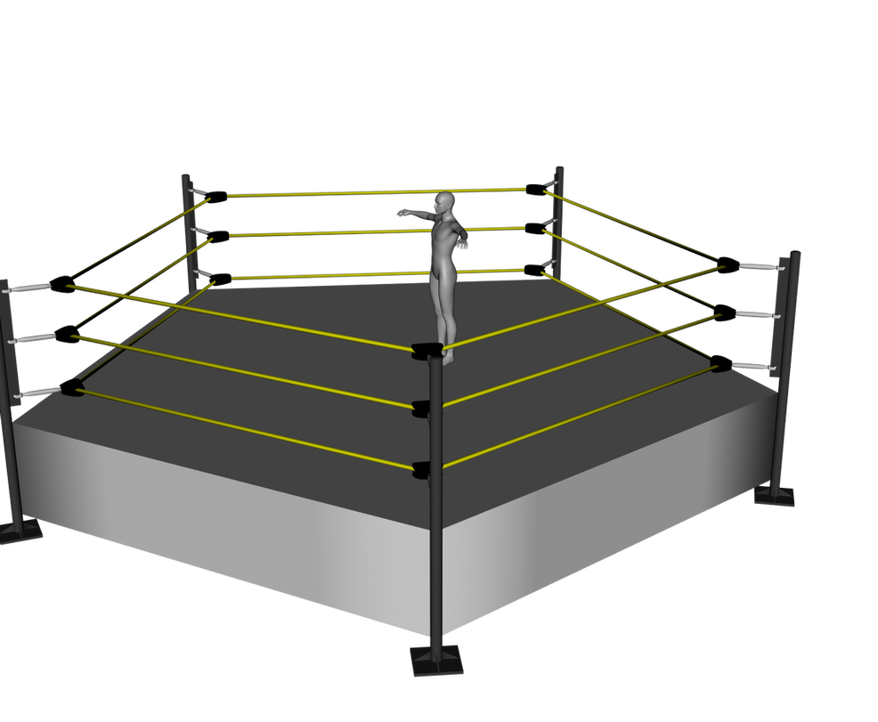 Tna Six Sided Ring