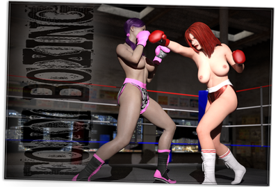 Foxy Boxers Go At It by sedartonfokcaj