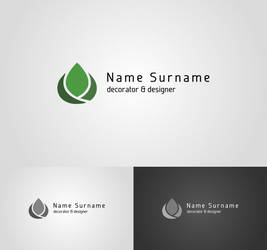 decorator and designer logo II