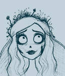 Corpse Bride by shadouge4eternity