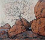 THE SACRED ROCKS OF KIRK-AZIZ