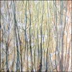 FOREST ON THE SLOPE OF KOSH-KAYA