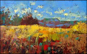 A BOLD LANDSCAPE by Badusev