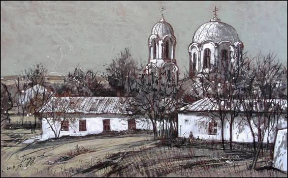 SAINT NIKOLAI CHURCH IN MAZANKA