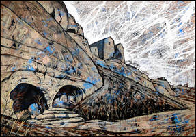 FULLA, KYRK-YER, DJUFT-KALE by Badusev
