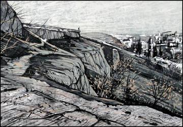 SPRING IS IN THE SCYTHIAN NEAPOLIS AGAIN by Badusev