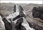 TEPE-KERMEN. CITADEL AT THE TOP OF THE WORLD