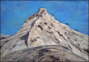 KYZ-KULLE WATCHTOWER by Badusev