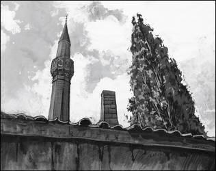 BAKHCHYSARAI VERTICALS by Badusev