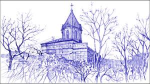 THEODOSIA. SURB GEVORG CHURCH
