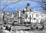 SAINT LUKA'S HOUSE IN SIMFEROPOL by Badusev