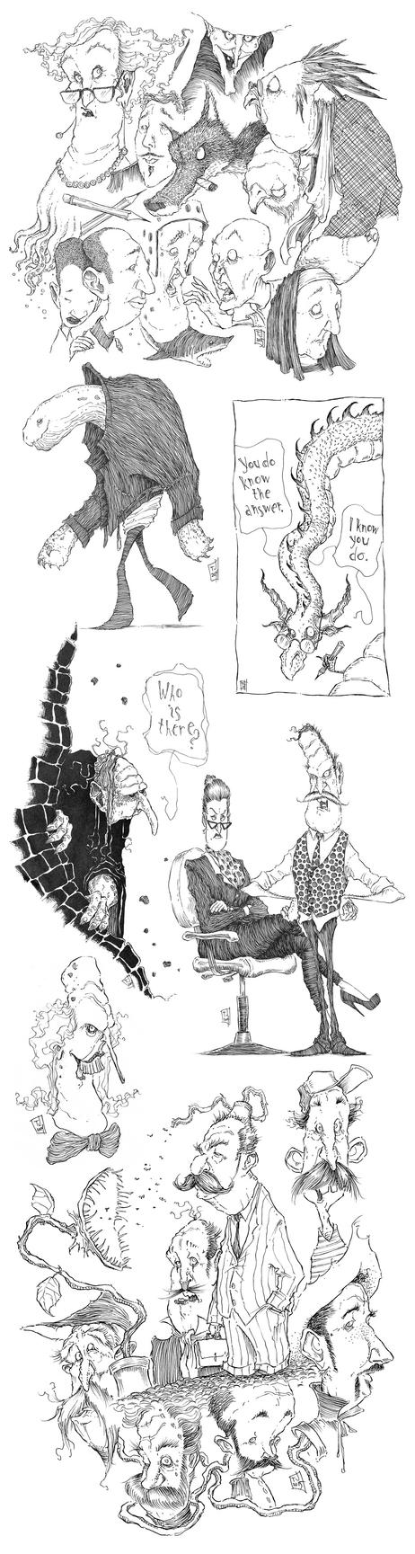 ART DUMP 1 | 2015 by TeemuJuhani