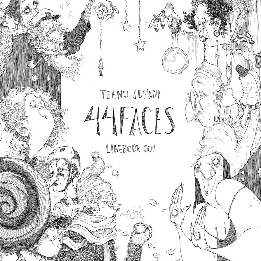 44 Faces by TeemuJuhani