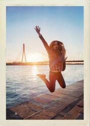 Jump in Riga by nellusatko