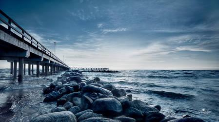 Baltic Sea by nellusatko