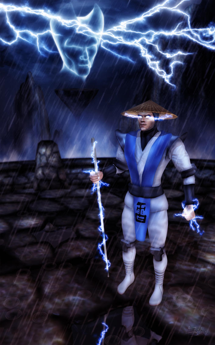 MK4 Raiden - Mortal Kombat Tribute by aemiliuslives